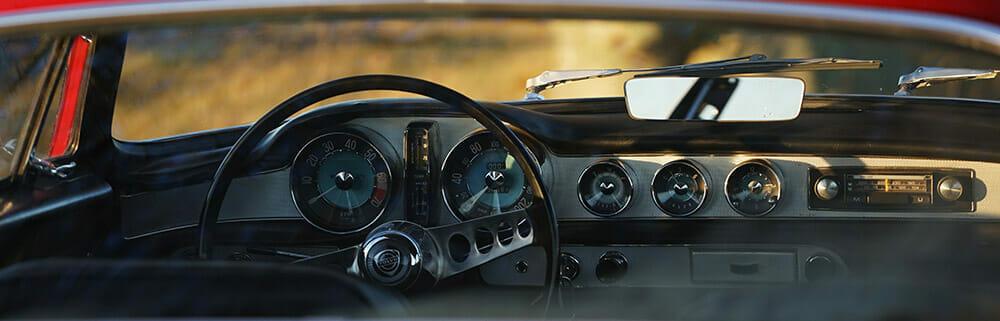 Volvo P1800 for sale